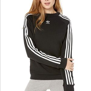 NWT adidas Originals Size M Trefoil Crew Sweatshrt
